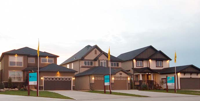 New Homes in a Qualico Community