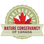 Learn about the Partnership with Nature Conservancy of Canada - Button